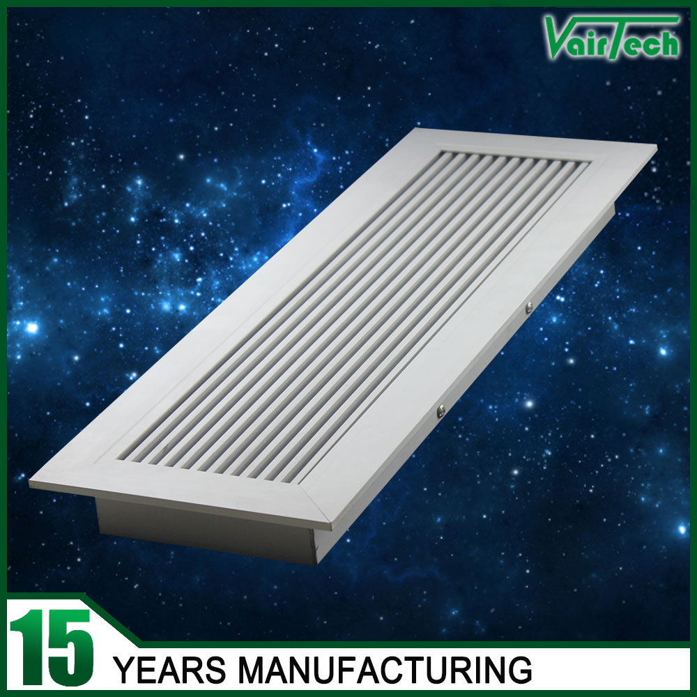 Ventilation aluminum air grille floor vent