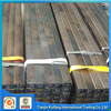ERW MS pipe square hollow steel tube