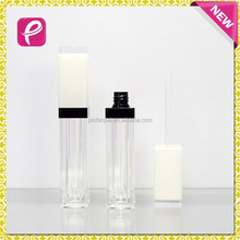 White Square Cosmetic Packaging Bottle for Lip gloss