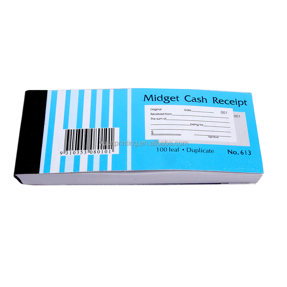 Invoice Copy BookHospital Receipt BookBill Book Printing Buy – Payment Receipt Book