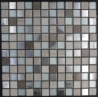 Mixed Color Marble Mosaic For Exterior And Interior Decorative ...