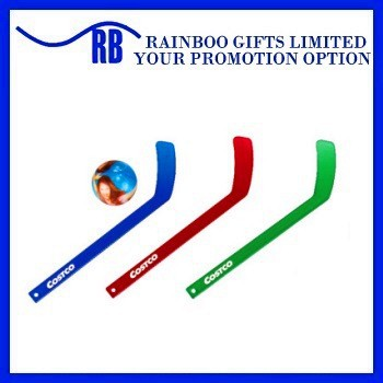 Hot selling Cheap Mini plastic hockey stick for kid ABGS110