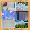 3.2mm, 4mm ultra clear temperd Low-iron Patterned Glass Solar Cell /Glass