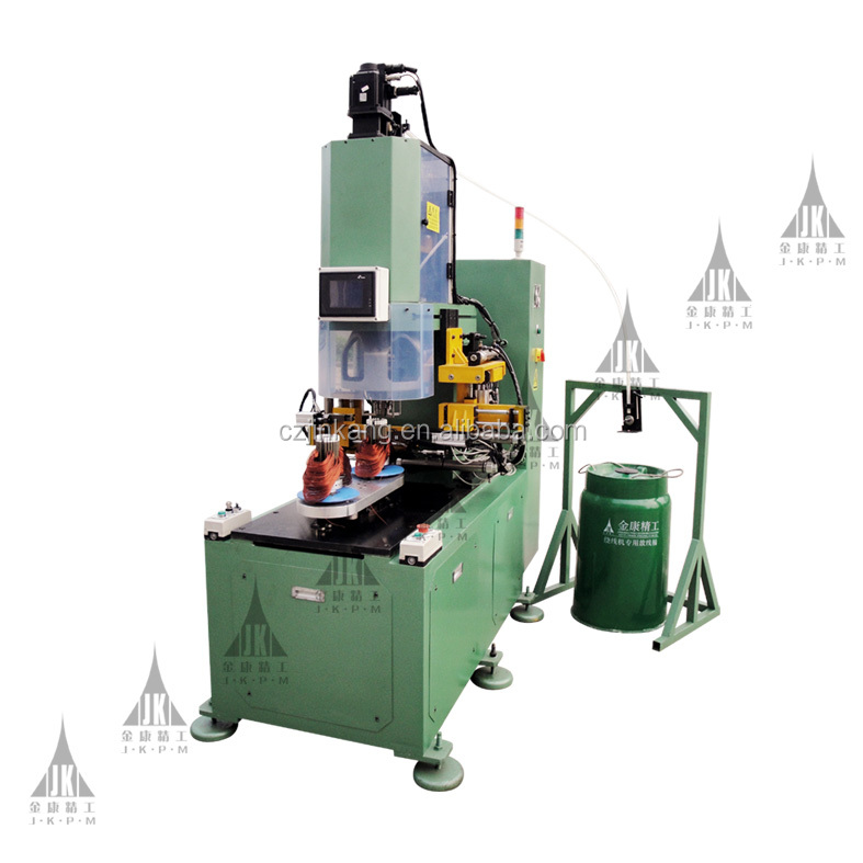 Automatic magneto stator coil winding machine for motor stators/OEM supplier in China