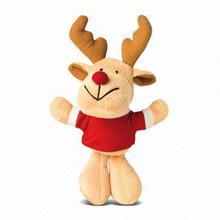 Aangepaste Pluche Kerst Speelgoedcustom Pluche Kerst