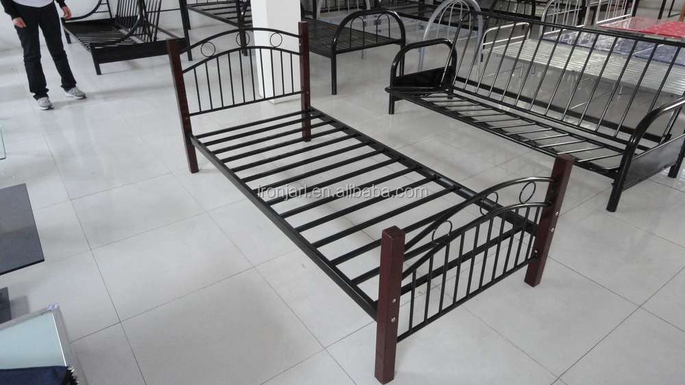 Children Steel Single Bed Frame