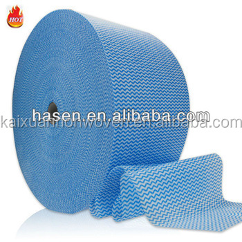 Super Absorbent Disposable Kitchen Towels In Perforated Roll 400m Towel