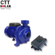 solar centrifugal dc water pump surface irrigation set