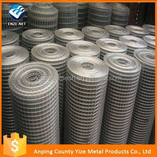 2016 reinforced/galvanized welded wire mesh