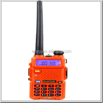 hot sale Ecome dual band UV-5R two way radio for baofeng walkie talkie