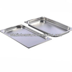 1/1 Size GN Pans stainless steel gn trays