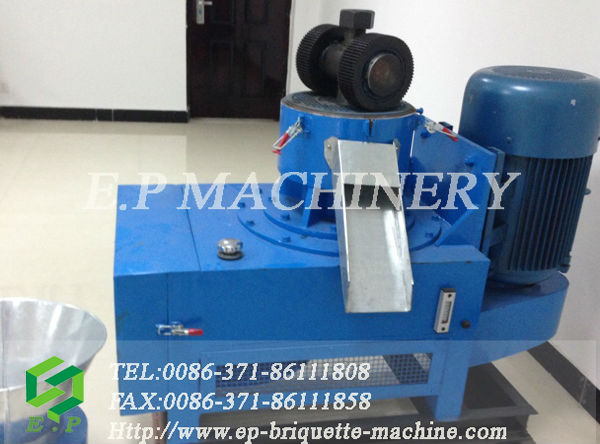 500kg/h pellet machine hot selling in Serbia