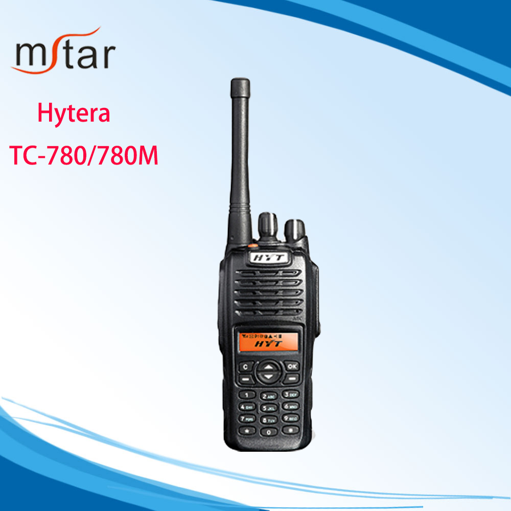 Hytera Newest TC-780 Digital DMR Two Way Radio