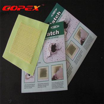 Top Zelfklevende Stick Mesh Droge Muur Patch Reparatie Voor Muur Muren FH97