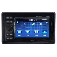 "marine stereo waterproof with 7"" TFT touch screen high performance H-304"