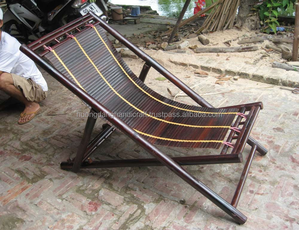 Astounding Sunbathing Folding Chair Outdoor Bamboo Chair Made In Vietnam Buy Sunbathing Bamboo Chair Bamboo Chair Rattan Furniture Product On Alibaba Com Gmtry Best Dining Table And Chair Ideas Images Gmtryco