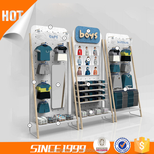 2018 fashion baby shop display rack