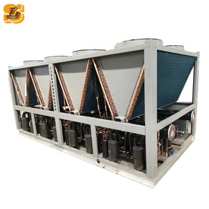 Integrated heating and cooling laboratory chiller