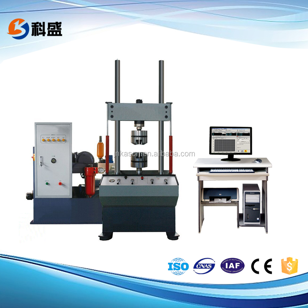 Computer Control Dynamic & Static Universal Testing Machine for Automotive parts testing