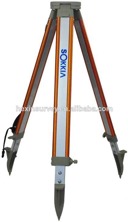 High quality aluminium tripod for laser level
