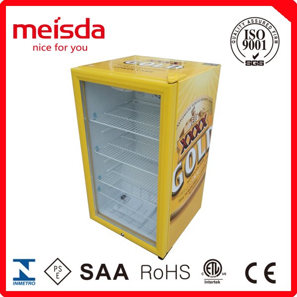 CE toolbpx refrigerator, under counter refrigerator, compressor display refrigerator