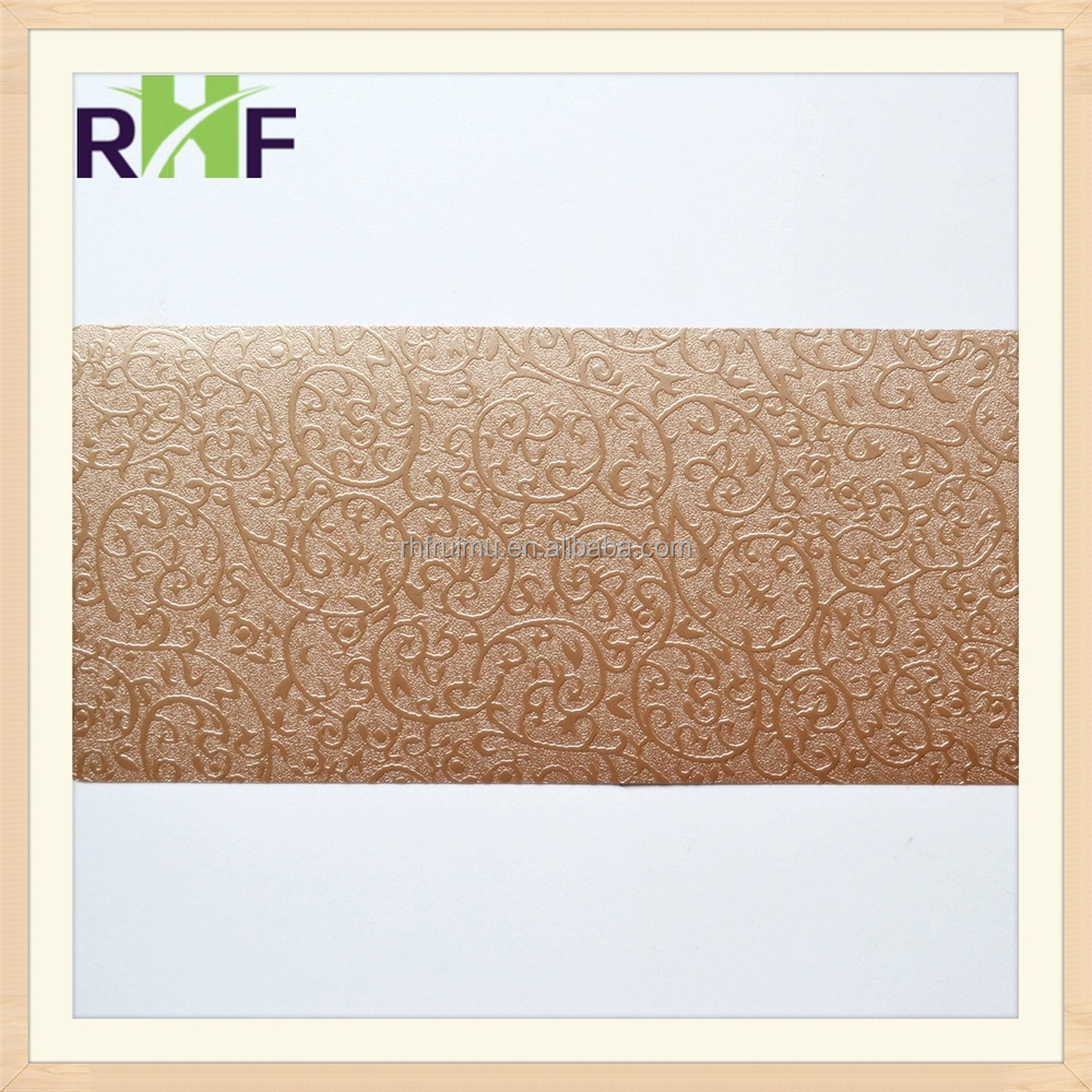 Cool Colour Embossed HPL/High Pressure Laminate/decorative sheets