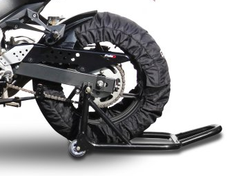 Motorcycle racing tyre warmers, ROHS, CE, TUV, EMC approved and patented