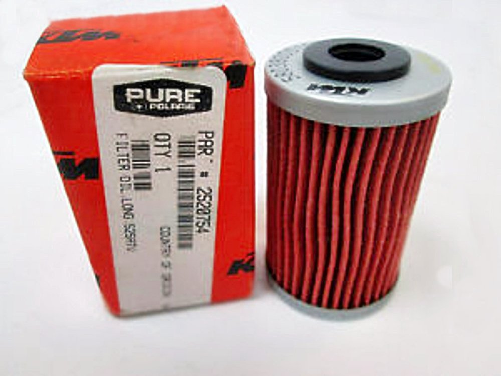 Genuine OEM Polaris ATV Outlaw Long Oil Filter