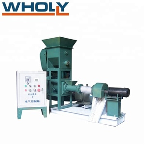 Top quality floating fish feed extruder machine