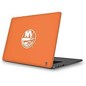 NHL New York Islanders MacBook Pro 13 (2013-15 Retina Display) Skin - New York Islanders Color Pop Vinyl Decal Skin For Your MacBook Pro 13 (2013-15 Retina Display)