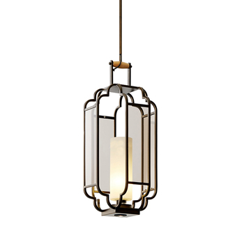 Simple bronze clear glass prism lantern hanging lighting church simple bronze clear glass prism lantern hanging lighting church chandelier wish lamp aloadofball Choice Image
