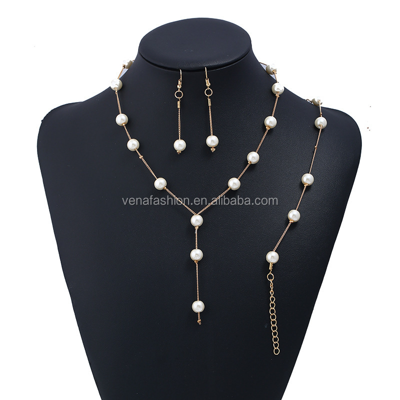 pray bishop indian pearl rose black rosary necklace