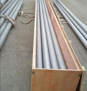 ASTM A249 ASME SA249 welded stainless steel U bending tube / pipe / tubing