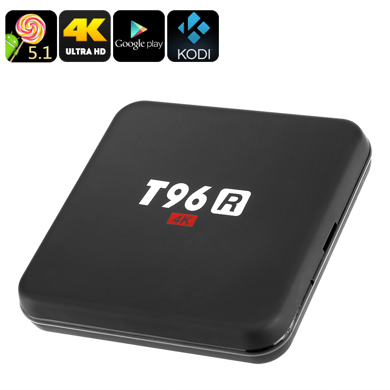 Smart Android 5.1 TV <strong>Box</strong> RK3229 Quad Core 1GB 8GB <strong>Set</strong>-<strong>top</strong> <strong>box</strong> XBMC DLNA UHD 4K 3D H.265 WiFi HD <strong>Media</strong> Player