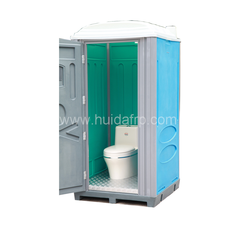 China Mobile Plastic Portable Chemical Toilet Price For