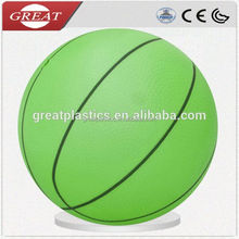 High quality PVC inflatable basket ball toy for kids play
