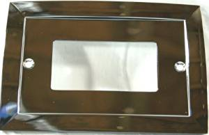 Get Quotations Allen Roth Single Decorator Rocker Polished Chrome Cover 74948 By