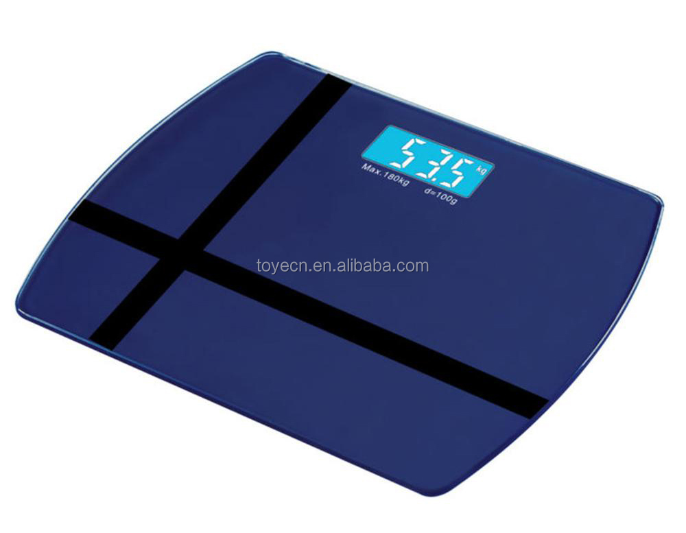 TY-EB615 Bathromm room Keep Fit hot sale body Scale digital parcel scales