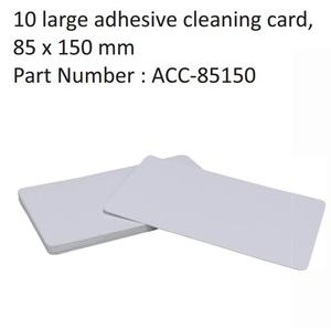 CR80 card Printer cleaning cards for printhead cleaning kit