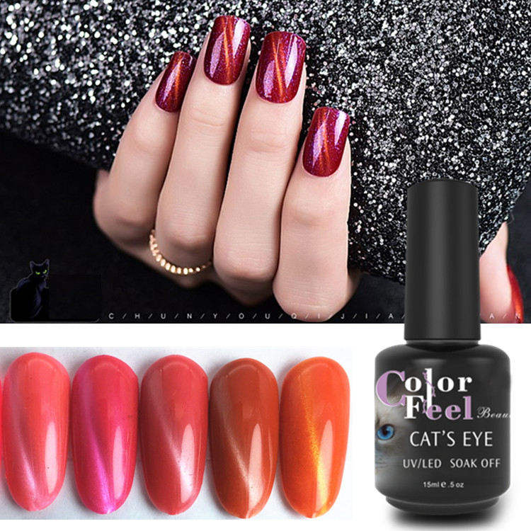 2018 Free Sample 7.3ml China nail supplier 160 Colours Non-toxic Organic Soak Off UV Gel Polish