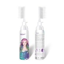Semi permanent Hair Color / OEM Purple Hair Dye