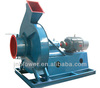 Coupling driving low pressure industrial waste gas treatment blower