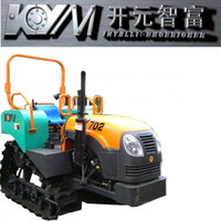 China Experienced Factory Hydraulic Direcction Control 70hp Farm Tractor For Sale