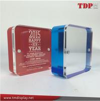 Acrylic Fridge Magnet Photo Frame