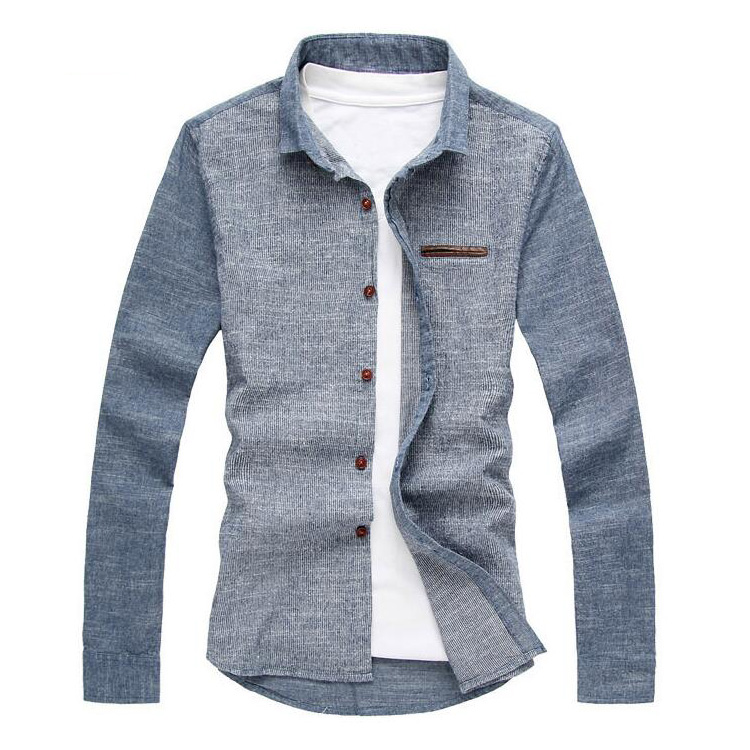 OEM Custom Wholesale Men Urban Slim Fit Dress Shirts,Fashion Streetwear Shirts For Men