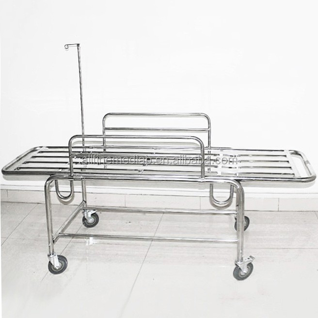 high strength Stainless Steel Patient transfer Stretcher