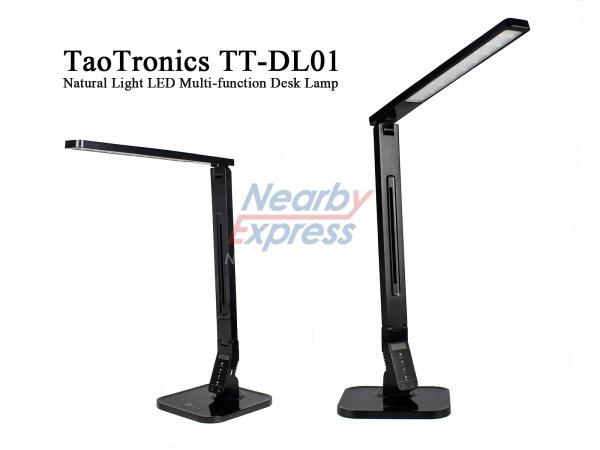 Taotronics Elune Tt Dl01 Dimmable Led Desk Lamp 14w Piano