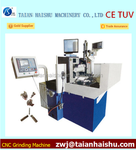 China New Type CNC Grinder machine for PCD and PCBN Tools