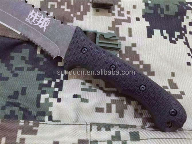 British Military Combat Tactical Fixed Blade Army Knife