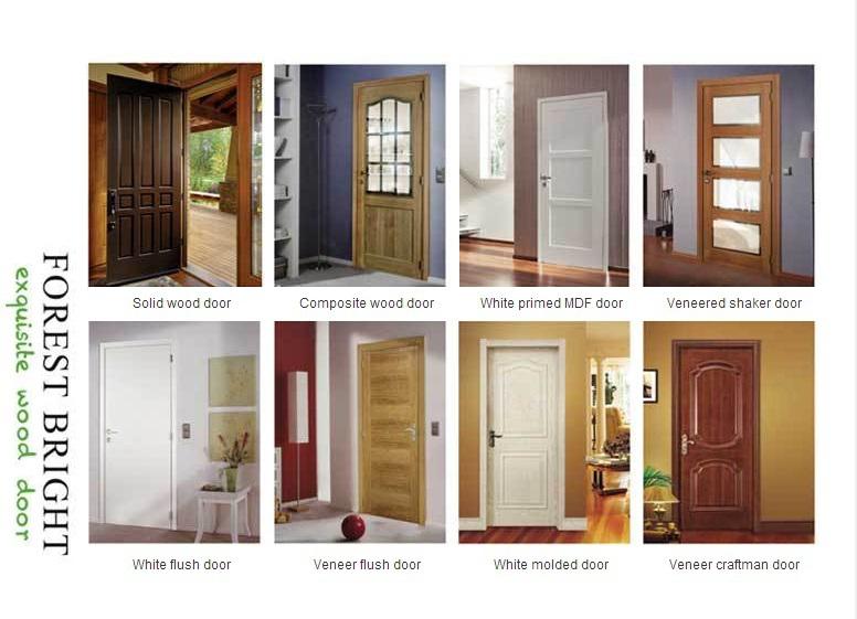 Solid Wooden Sliding Closet Door Dining Room
